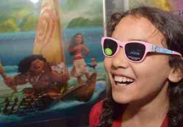 Disney Moana Glasses