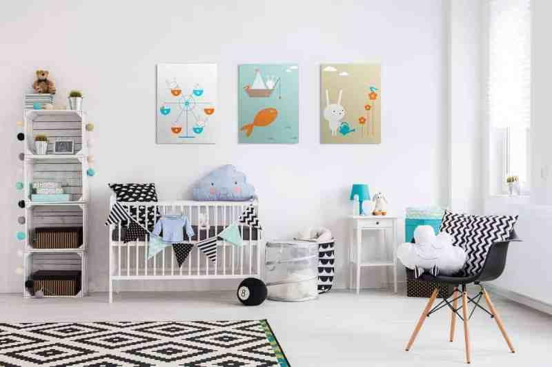 kids nursery room