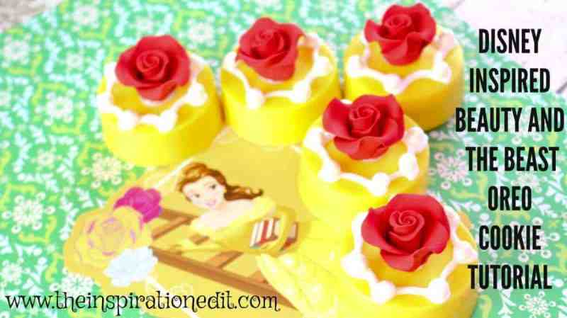 Beauty And The Beast Inspired Treats