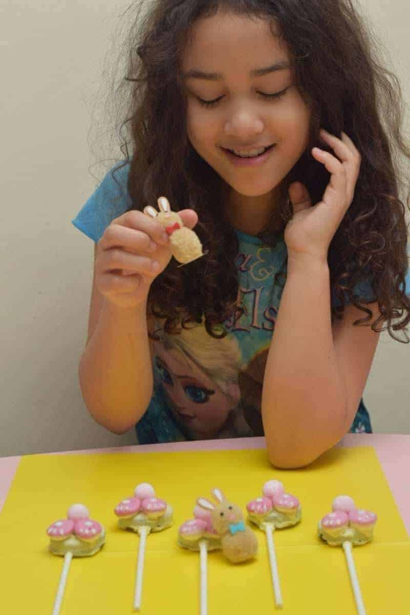 Easter Baking With Kids