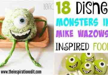 Mike Wasowski Food