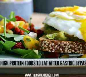 High Protein Foods Gastric Bypass