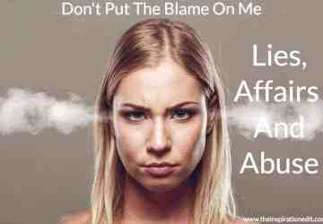 abuse and blame