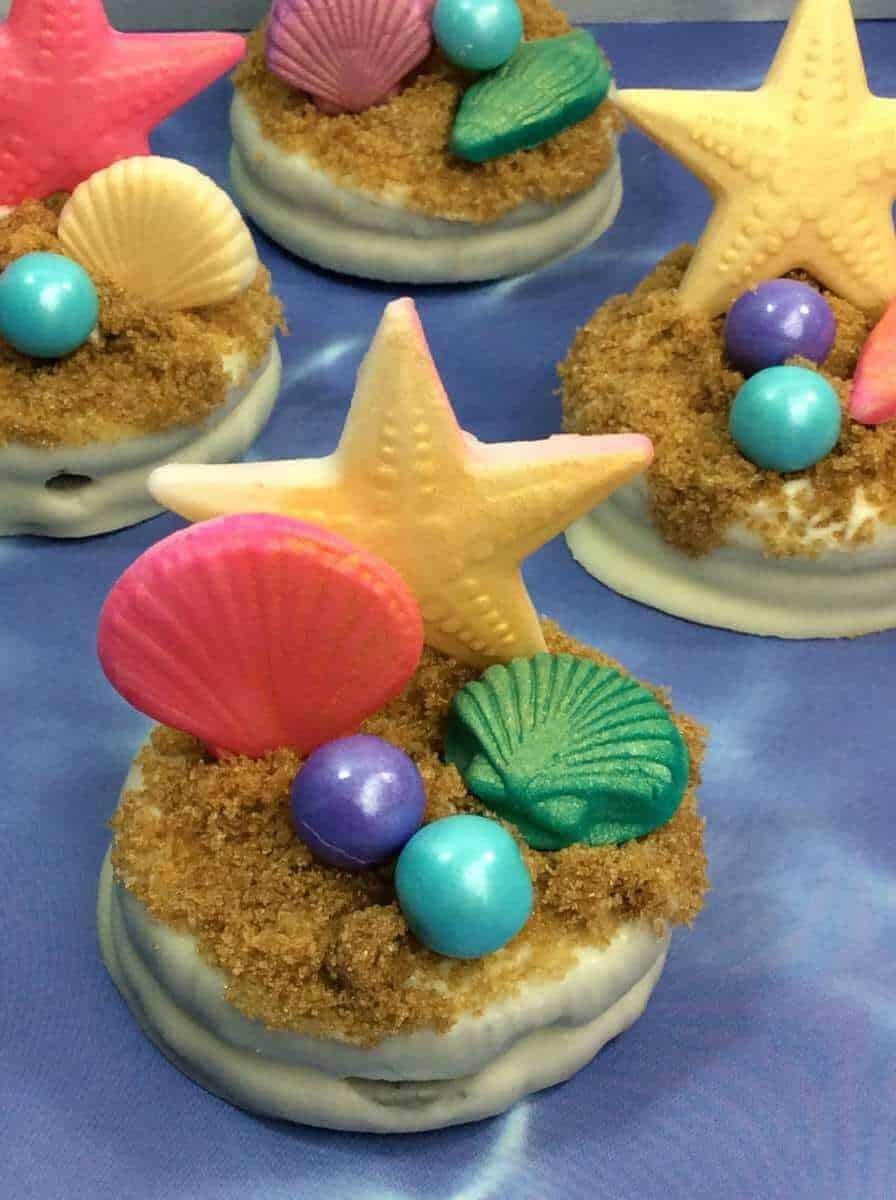Little Mermaid Oreo COokies
