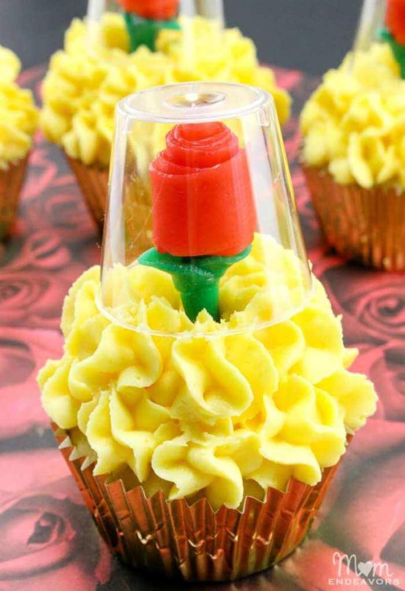 Beauty-the-Beast-Cupcakes