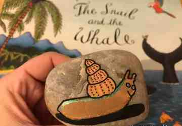 the snail and the whale kids activity