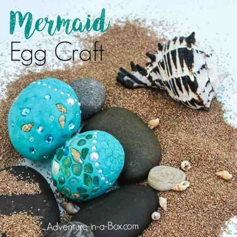 how-to-make-fantasy-mermaid-eggs-from-clay-