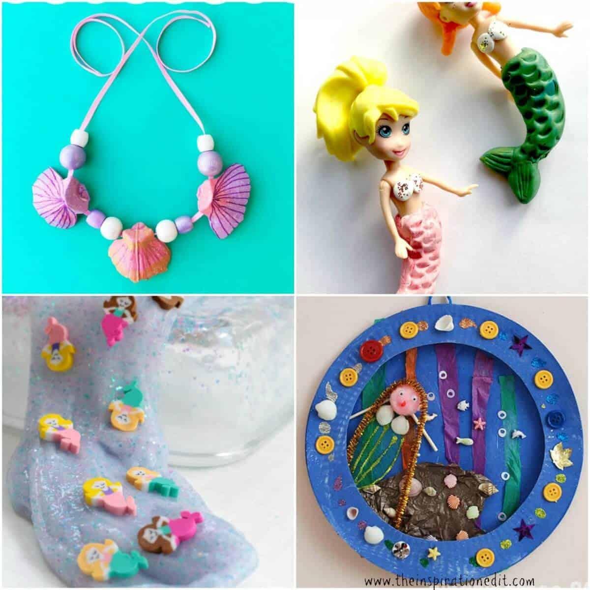 mermaid crafts