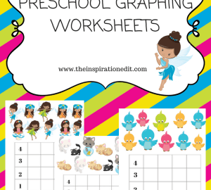 preschool graphing worksheets