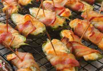 Bacon Jalapeno Poppers