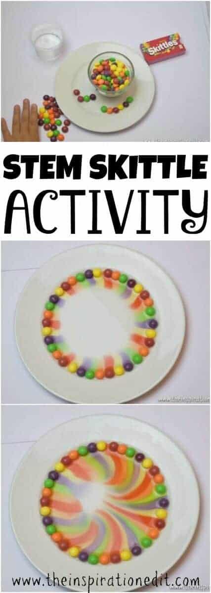 stem Skittle Activity