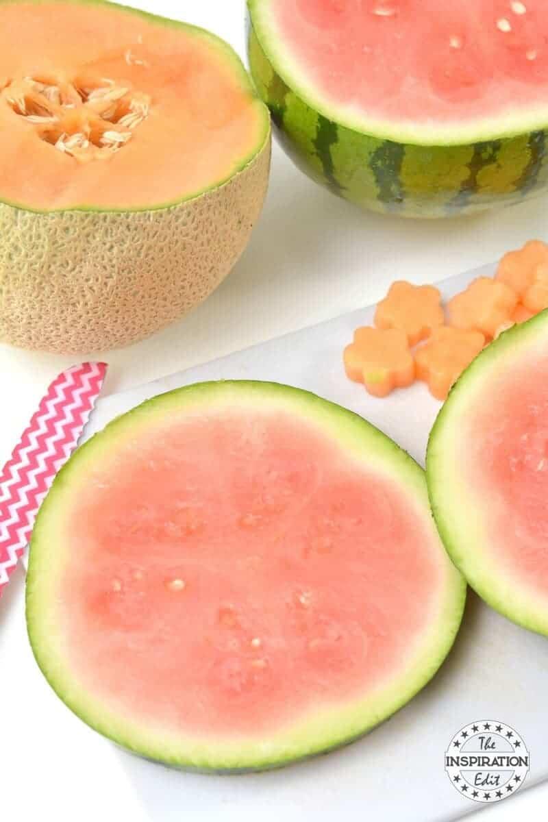 Flower Garden Fruit