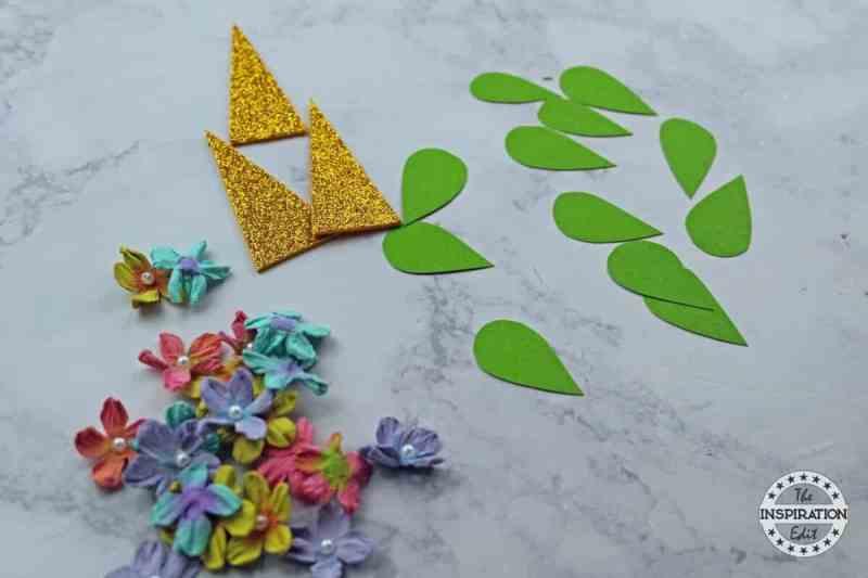 DIY Unicorn planter idea