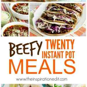 instant pot beef one