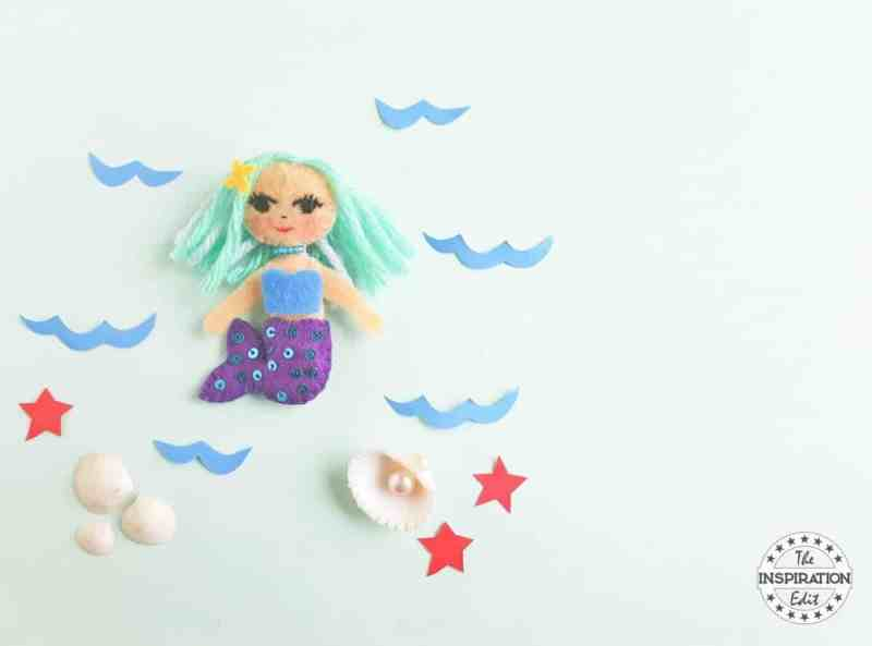 Mermaid Sewing Project