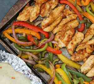 Weight Watchers fajitas Recipe
