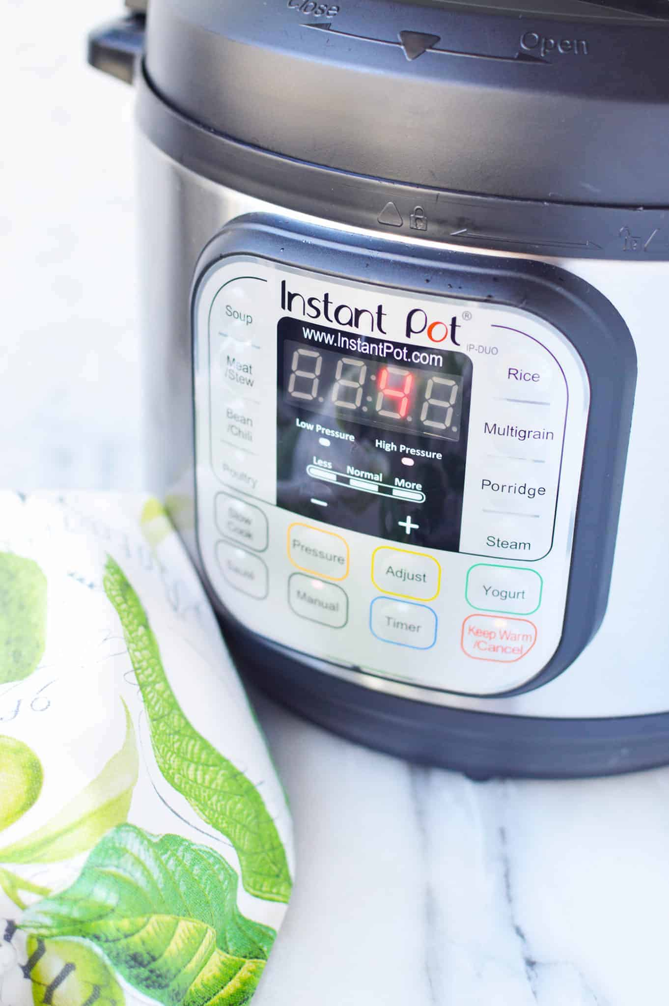 how to cook chicken breast in the instant pot