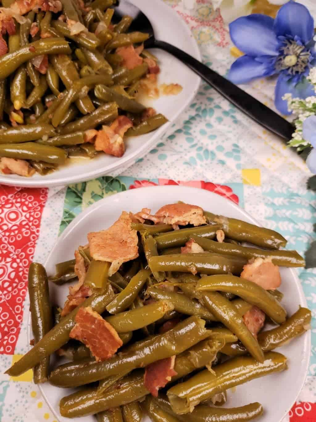 Pressure-Cooker-Southern-Style-Green-Beans
