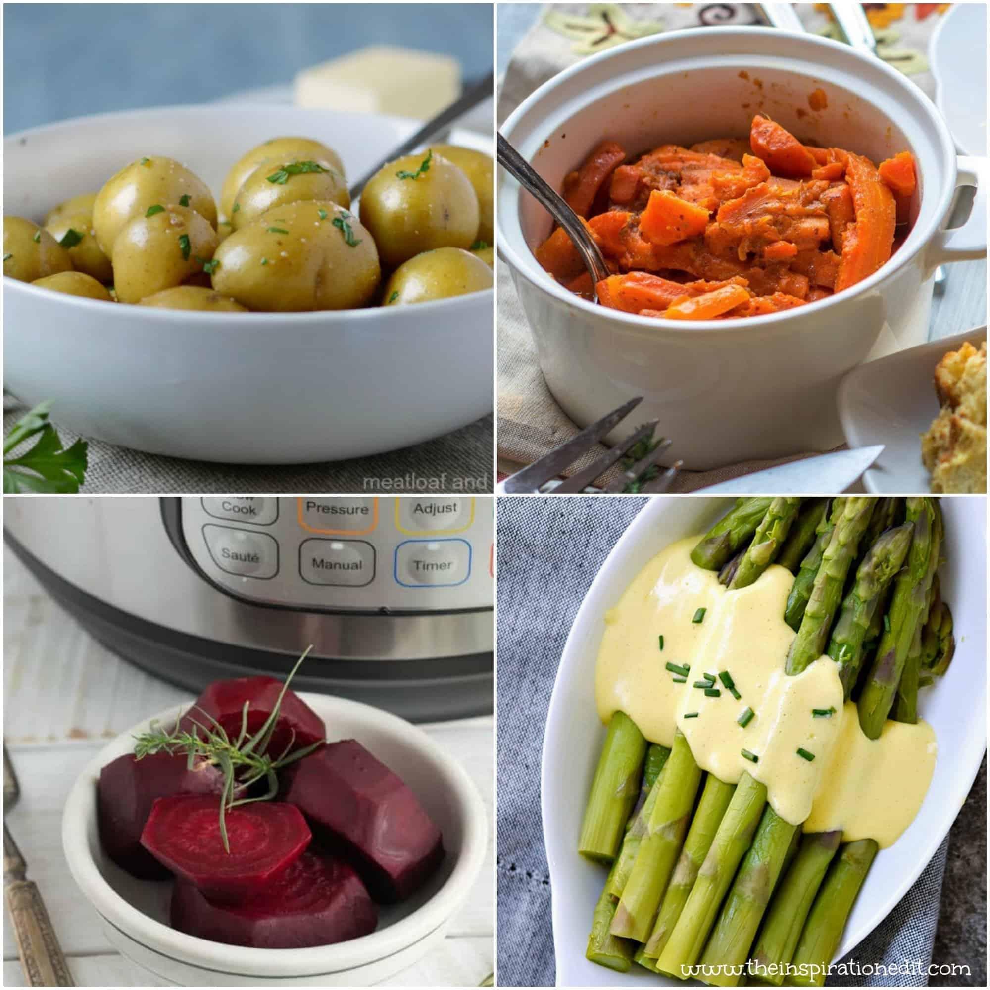 instant pot vegetables