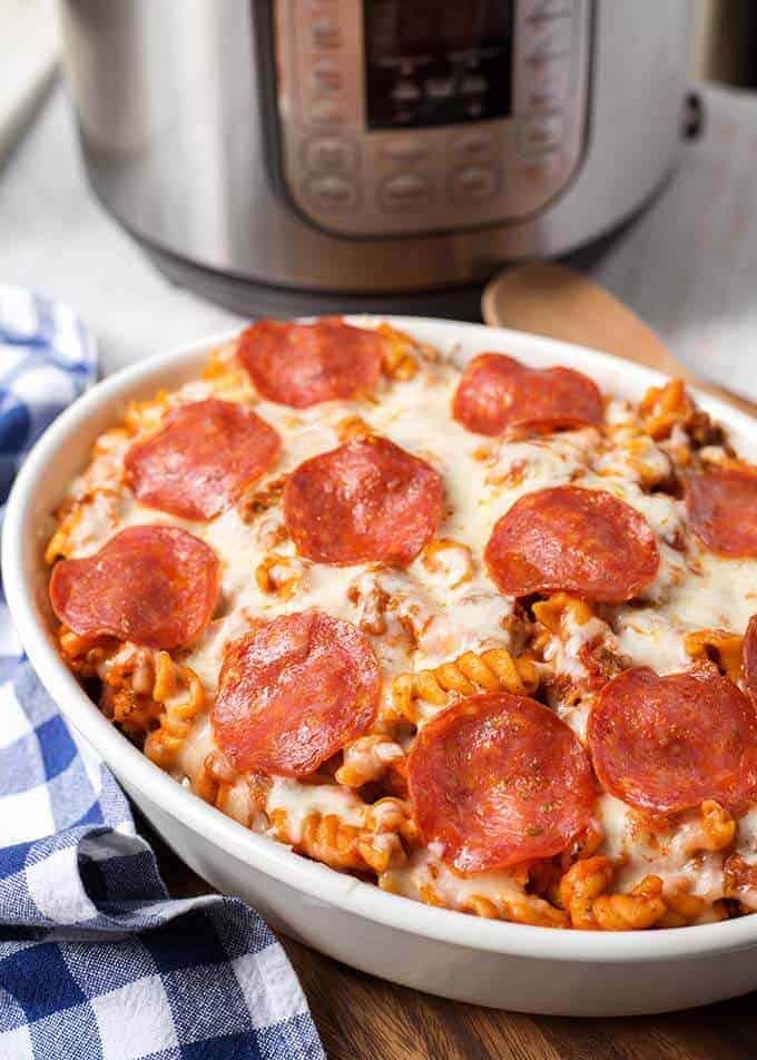 instant-pot-pizza-pasta-casserole-3
