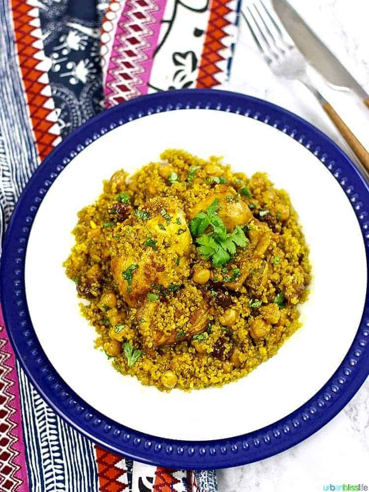 Instant-Pot-Moroccan-Chicken