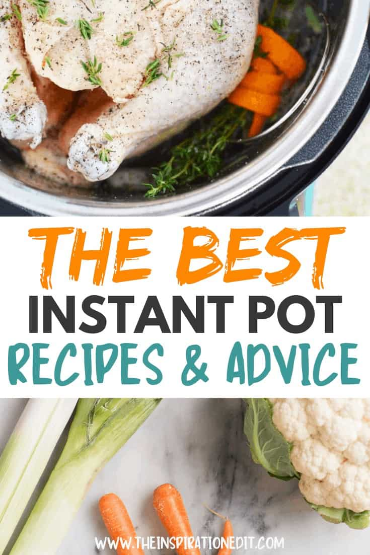 the best instant pot recipes and advice