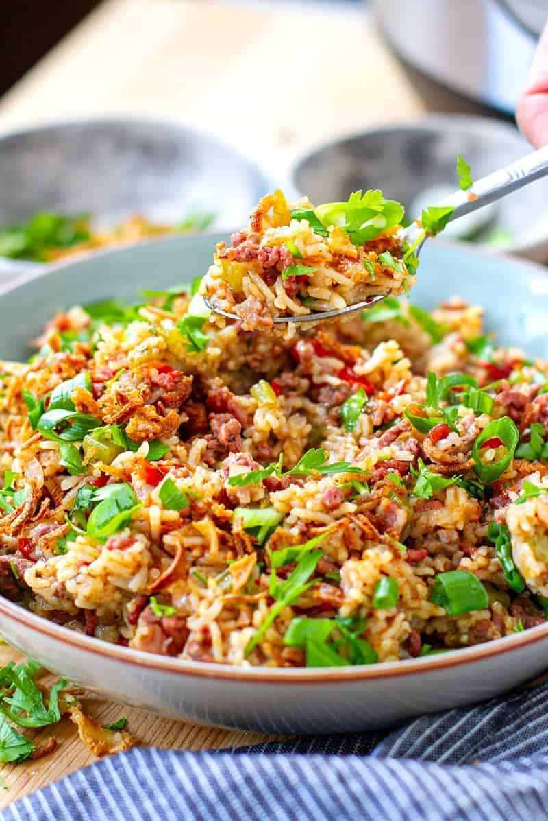 instant-pot-dirty-rice