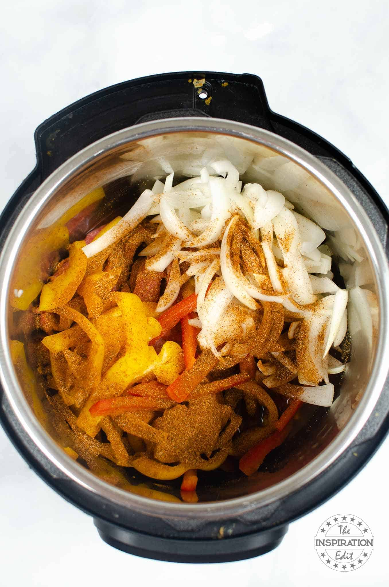 Add all the ingredients to the Instant Pot