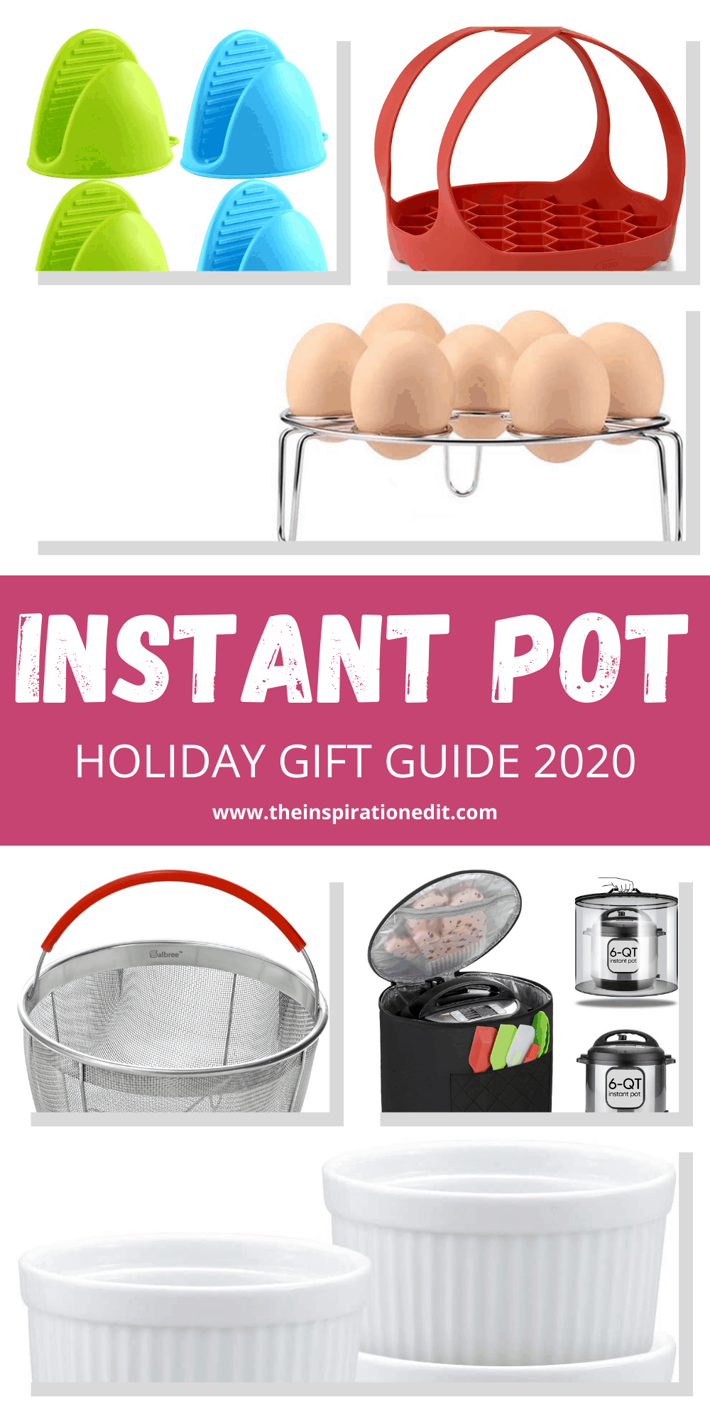 instant pot gift guide ideas