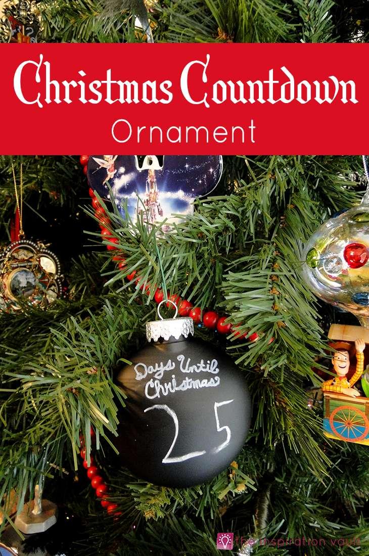 Christmas Countdown 2012 Hallmark Ornament
