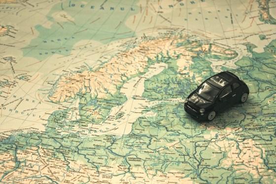 map-travel