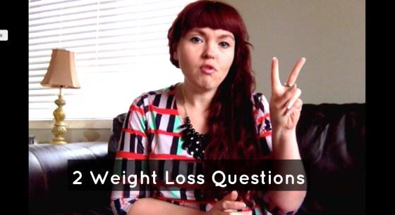 2weightlossquestions