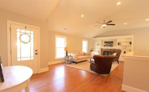 Open Living Dining Room Ranch in Raleigh