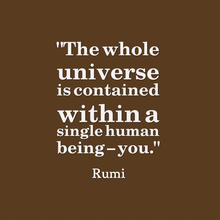 rumi quotes on life love beauty soul about life
