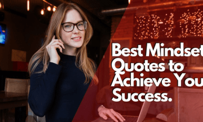 Best Mindset Quotes to Achieve Your Success