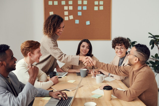 Top 5 Career Choices For Extroverts