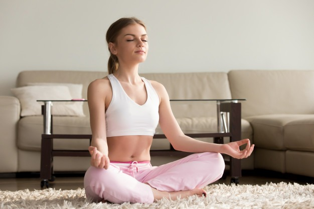 easy exercises that removes stress