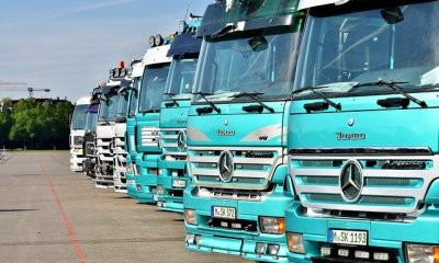 How To Protect a Commercial Vehicle Fleet