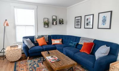 Decorate Your Rented Home without Losing Security Deposit