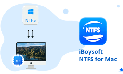 iBoysoft NTFS For Mac - Read and Write to NTFS Drives for Free