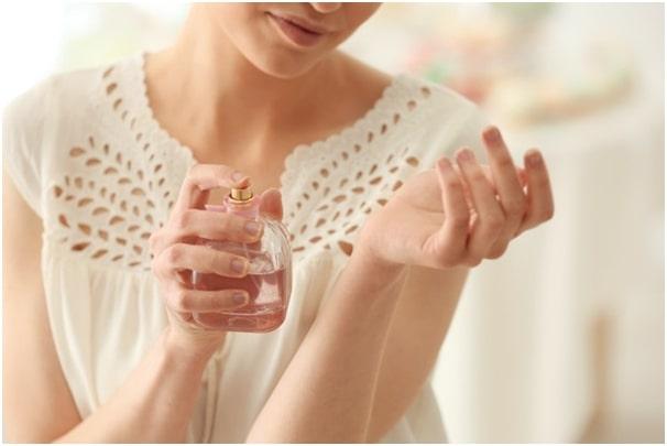 Why using perfume is fundamental