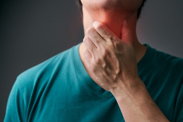 What Causes Difficulty in Swallowing - dysphagia
