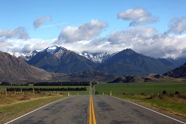 Best Motorcycle Rides - South Island of New Zealand