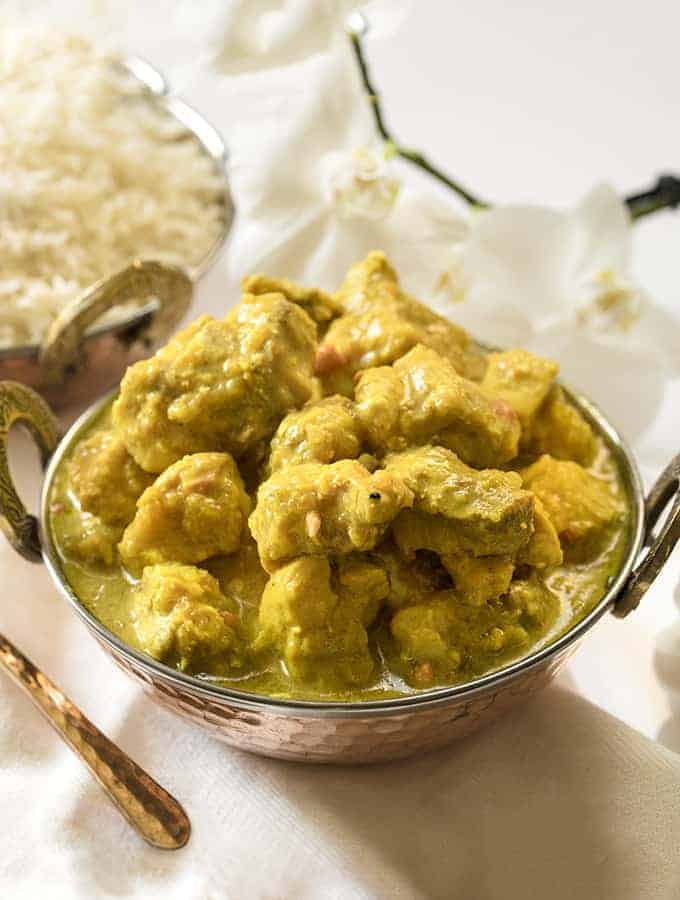 Instant-Pot-French-Chicken-Korma