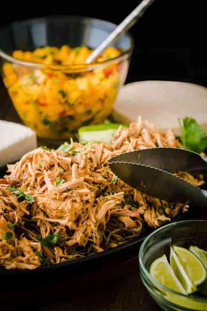 Instant-Pot-Pulled-Pork-Mango-Salsa