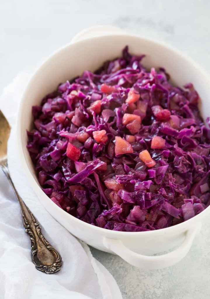 Pressure-Cooker-Red-Cabbage-and-Apple-Recipe