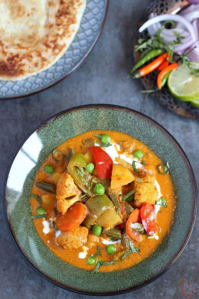 Instant-Pot-Vegetable-Korma