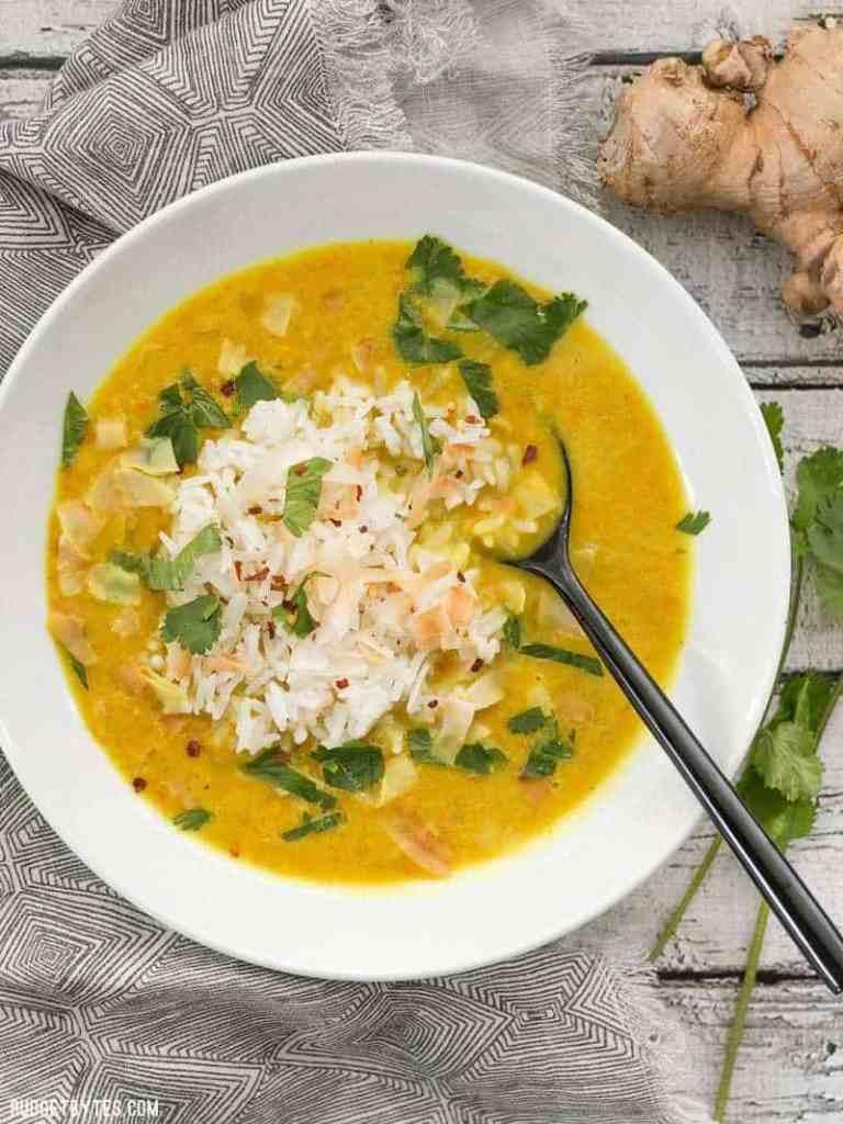 Instant-Pot-Golden-Coconut-and-Lentil-Soup