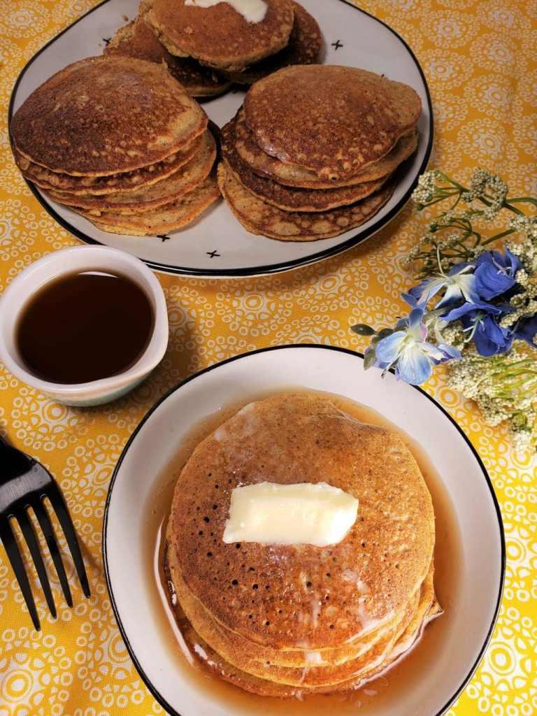 Instant-Pot-Keto-Low-Carb-Pancakes