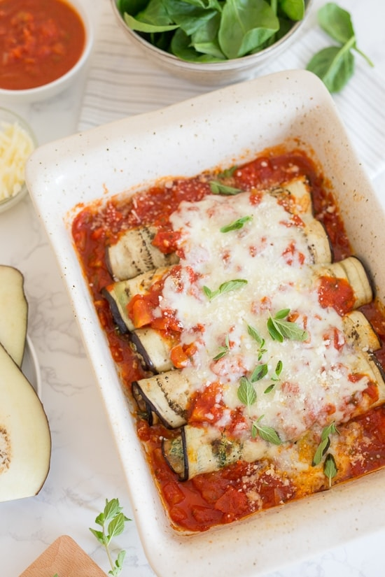 Instant-Pot-eggplant-rollatini